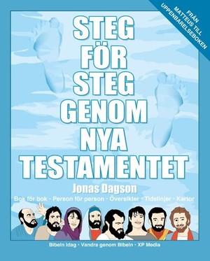 Steg för steg genom Nya testamentet - Jonas Dagson