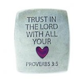 Magnet i tenn - Trust in the Lord