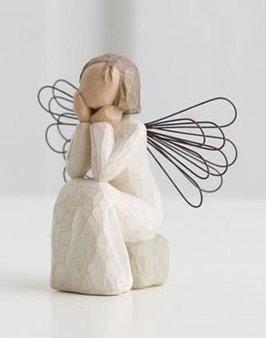 Angel of Caring / Omtankens ängel