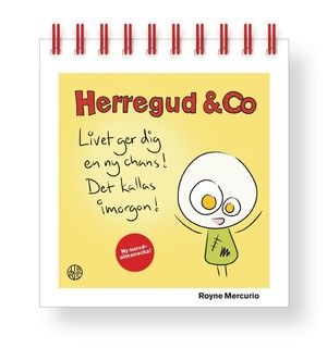 Herregud & Co II - Almanacka - Royne Mercurio
