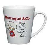 Herregud & Co - Mugg - Royne Mercurio