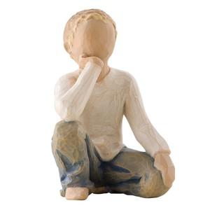 Inquisitive child / Frågvist barn