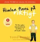 Himlen finns på riktigt - Todd Burpo, Lynn Vincent - Ljudbok
