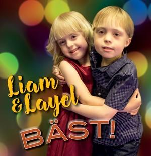 Liam & Layel - Bäst! EP