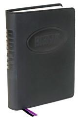 Bibel, Konfirmation, Svart