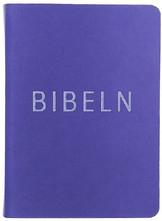 Bibel, konfirmand, lila
