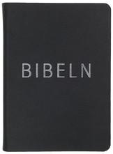 Bibel, konfirmand, svart