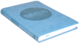 Bibel 2000 - slimline, ljusblå