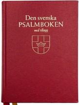 Den Svenska Psalmboken med tillägg, bänk 2018