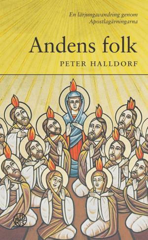 Andens folk - en lärjungavandring genom Apostlagärningarna - Peter Halldorf