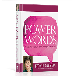 Power Words - Joyce Meyer