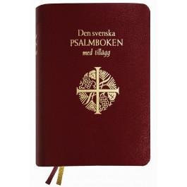 Den Svenska Psalmboken med tillägg, present, guld 2018