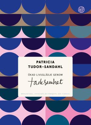 Ökad livsglädje genom tacksamhet (anteckningsbok) - Patricia Tudor-Sandahl